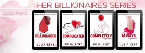 Her billionaire series